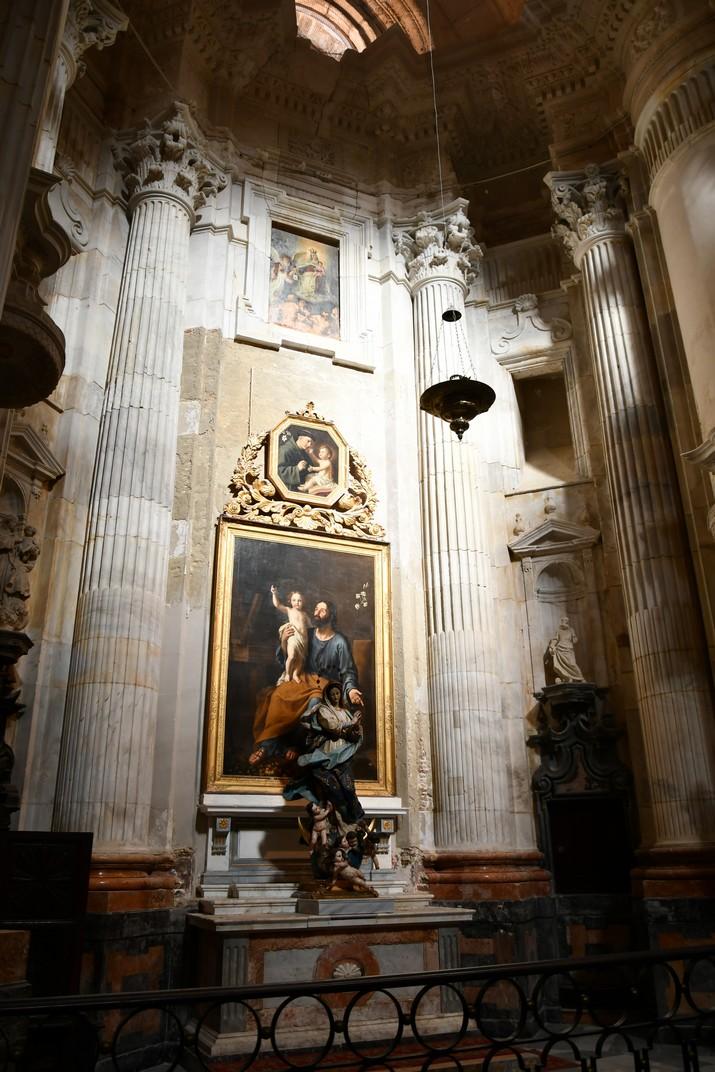 Capella de Sant Josep de la Catedral de la Santa Creu de Cadis