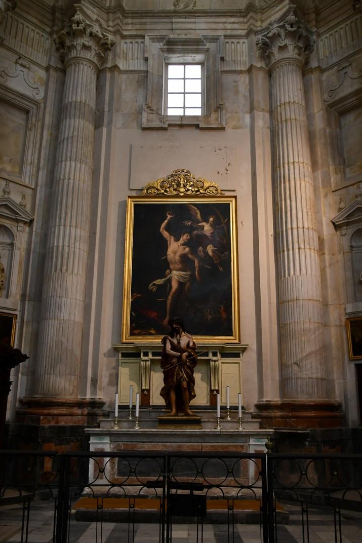 Capella de Sant Sebastià de la Catedral de la Santa Creu de Cadis