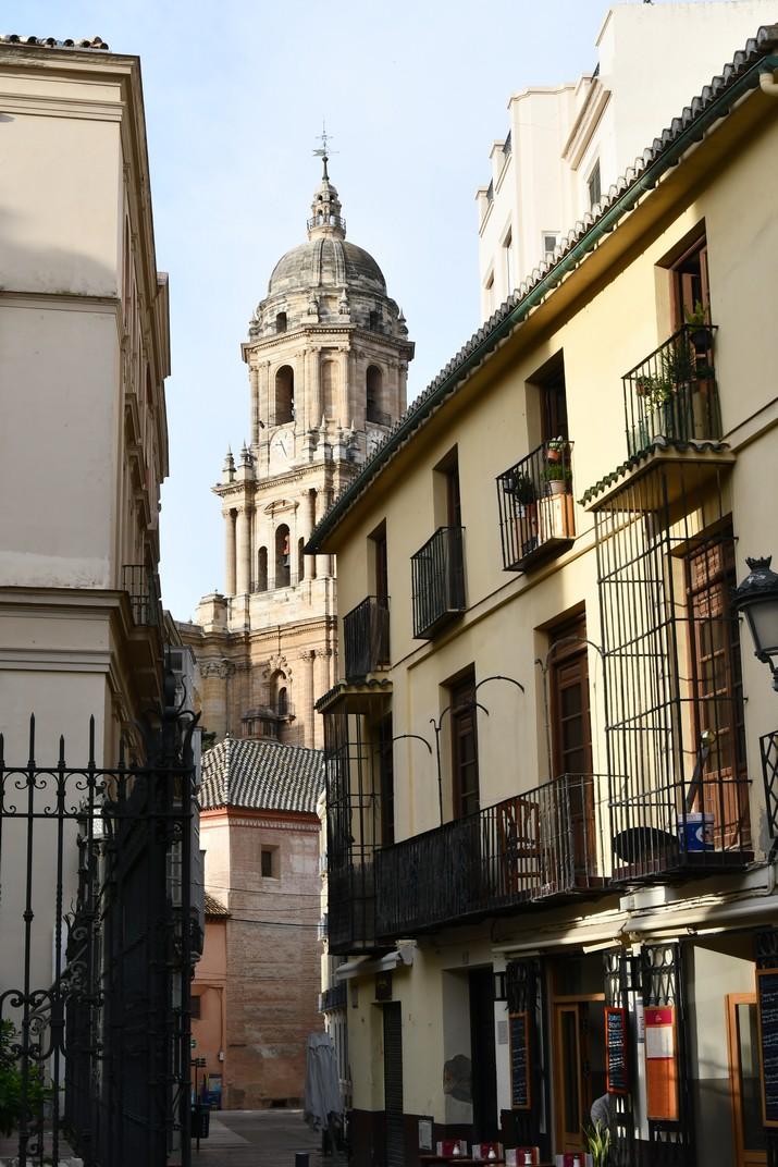 Carrer de Sant Agustí de Màlaga