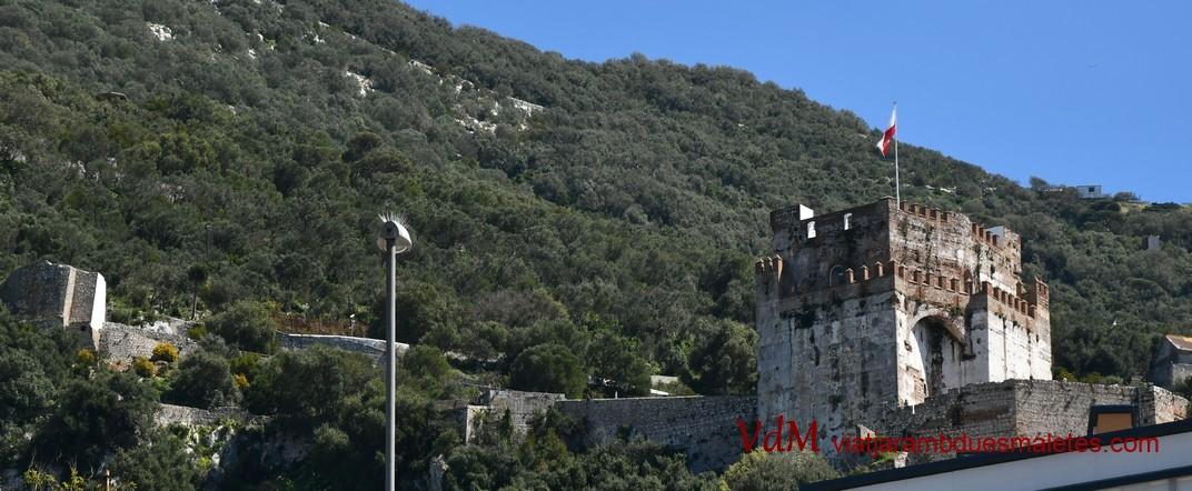 Castell dels Moros de Gibraltar
