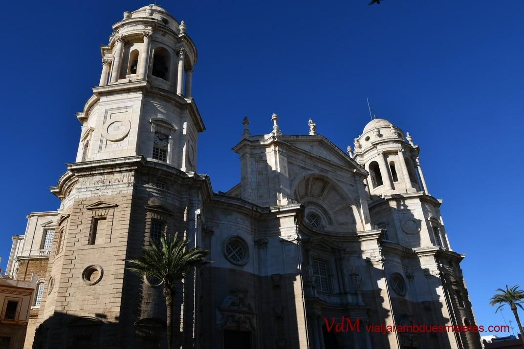 Catedral de la Santa Creu - Cadis