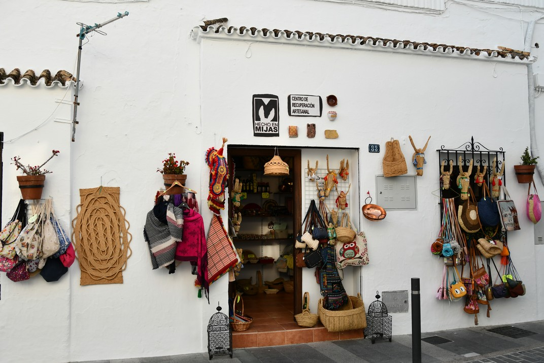 Centre de recuperació artesanal de Mijas