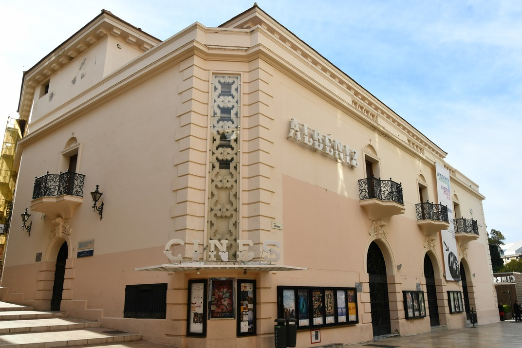 Cinema Albéniz de Màlaga