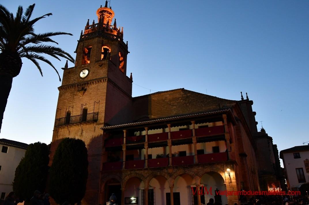 Col·legiata de Santa Maria de l'Encarnació la Major de Ronda