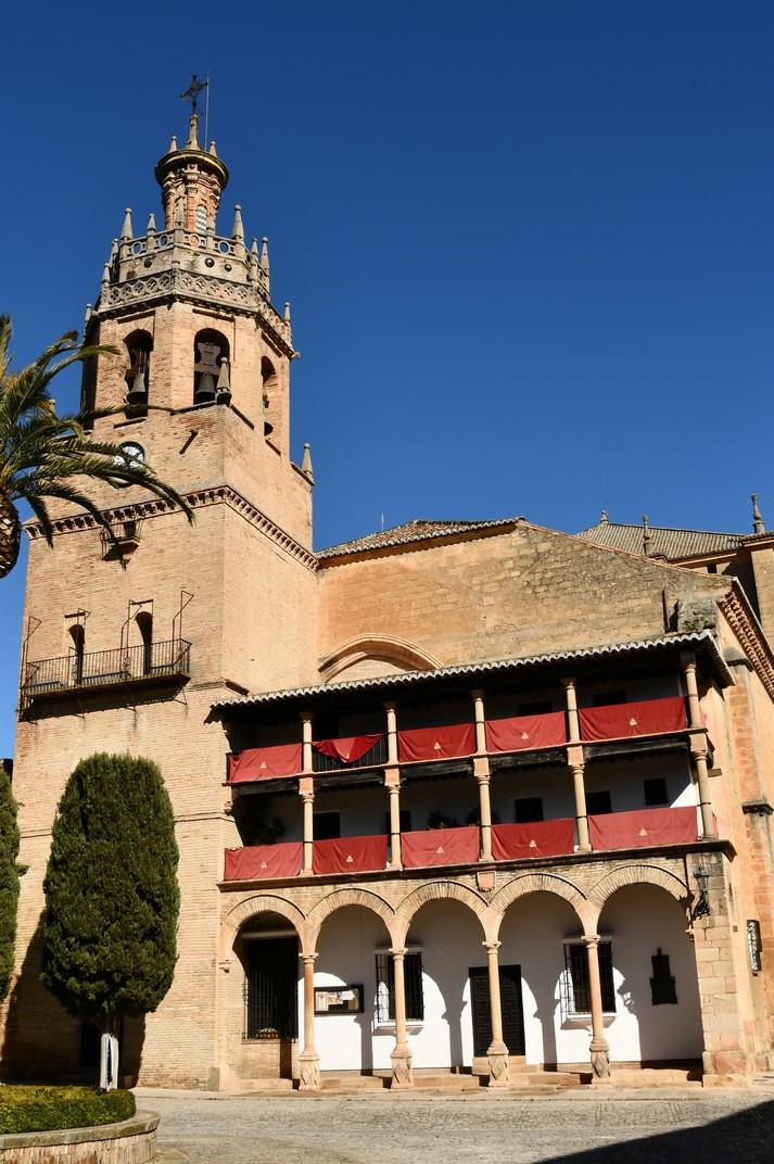 Col·legiata de Santa Maria la Major de Ronda