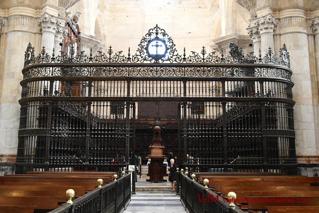 Cor de la Catedral de la Santa Creu - Cadis