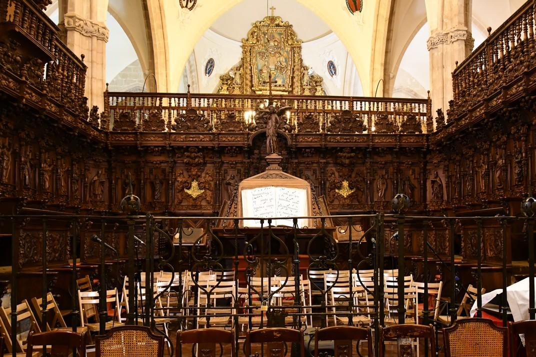 Cor de la Col·legiata de Santa Maria la Major de Ronda