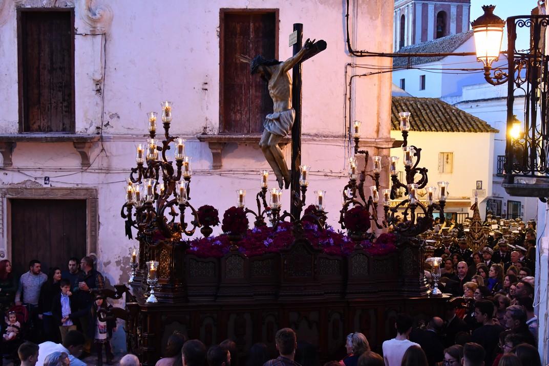 Crucificat de la Germandat del Santíssim Crist de la Salut de Tarifa