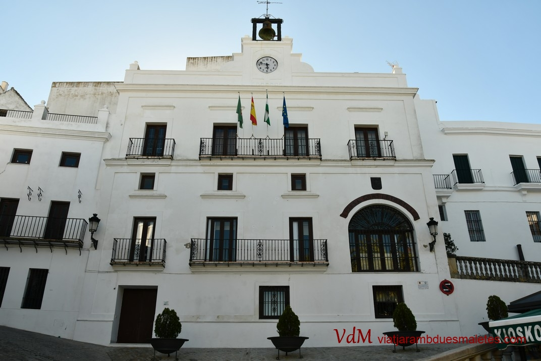 Edifici de l'Ajuntament de Vejer de la Frontera