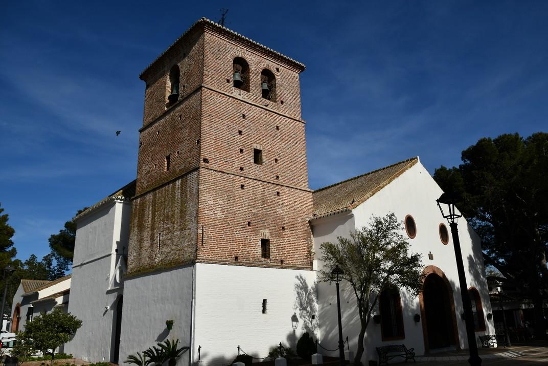 Església de la Immaculada Concepció de Mijas