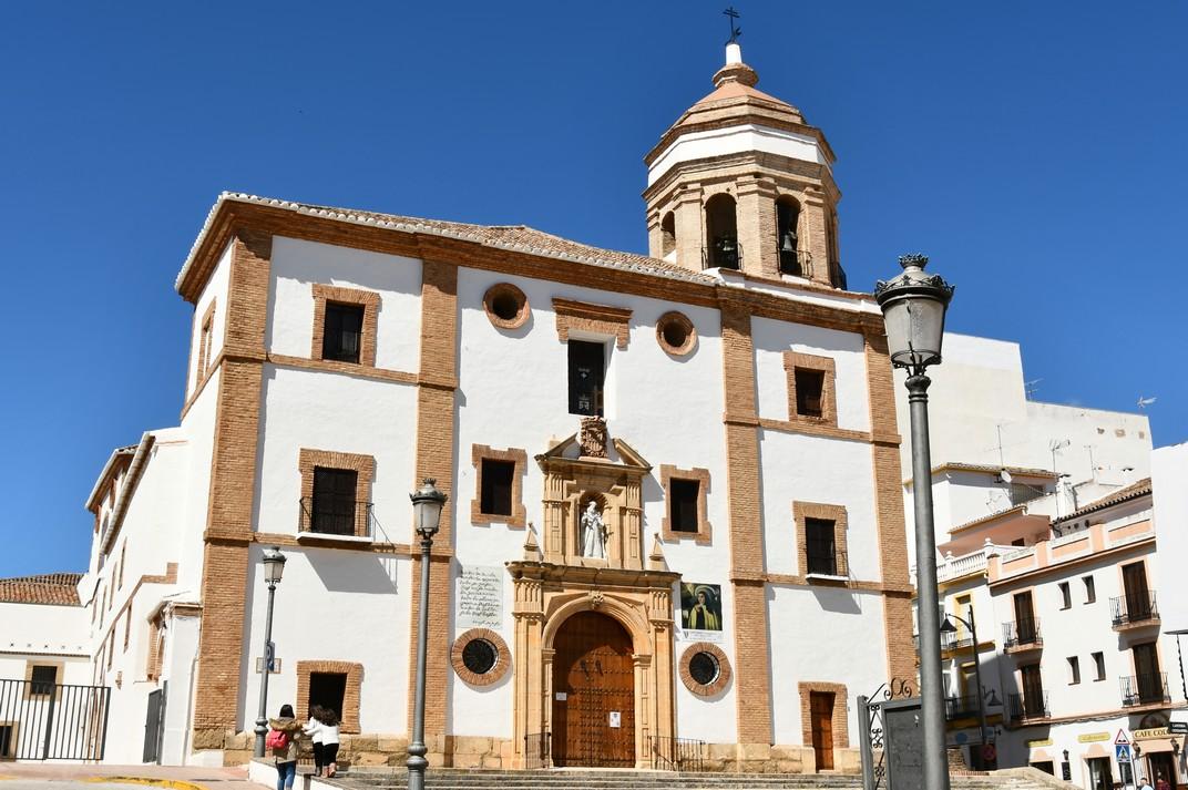 Església de la Mercè de Ronda