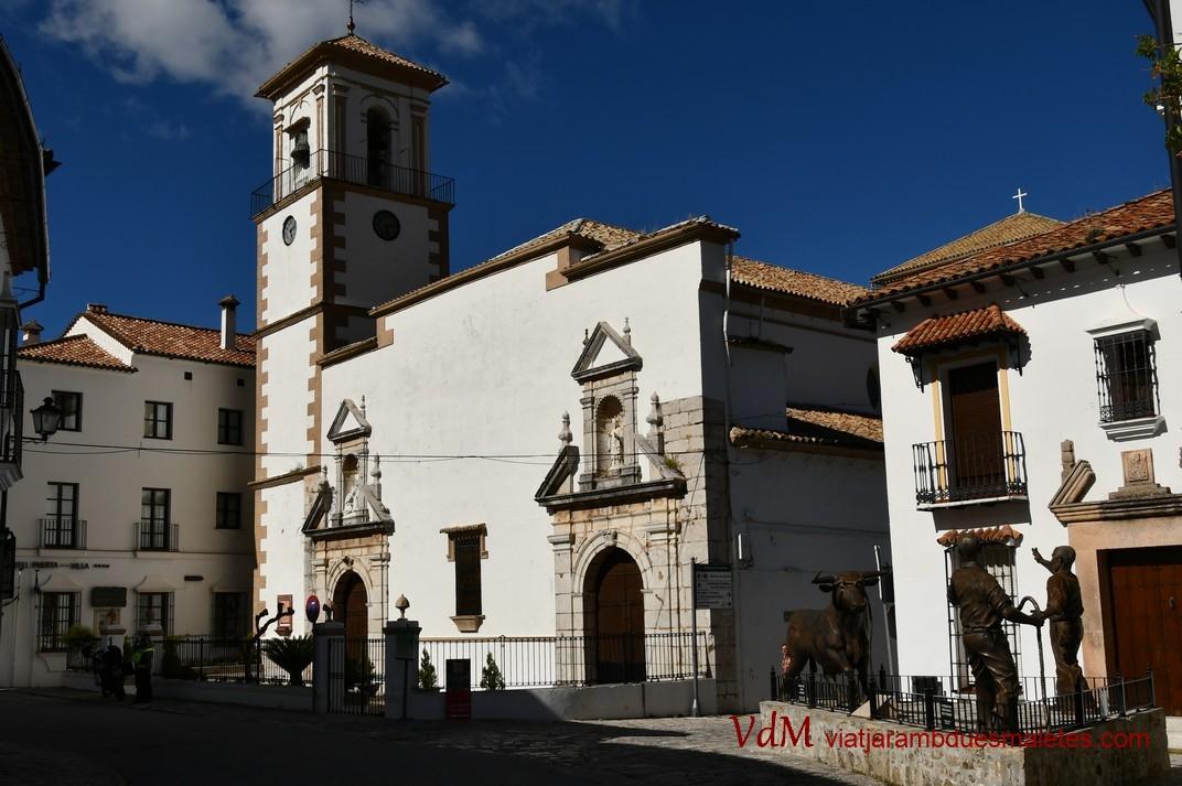 Església de Nostra Senyora de l'Encarnació de Grazalema