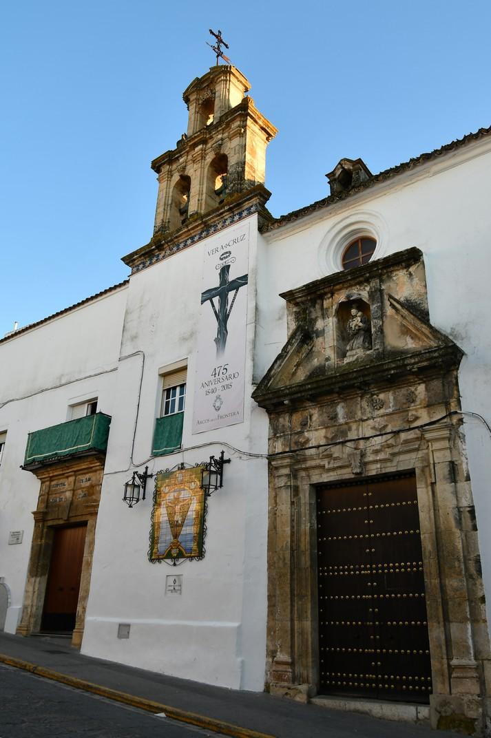Església de Sant Joan de Déu d'Arcos de la Frontera