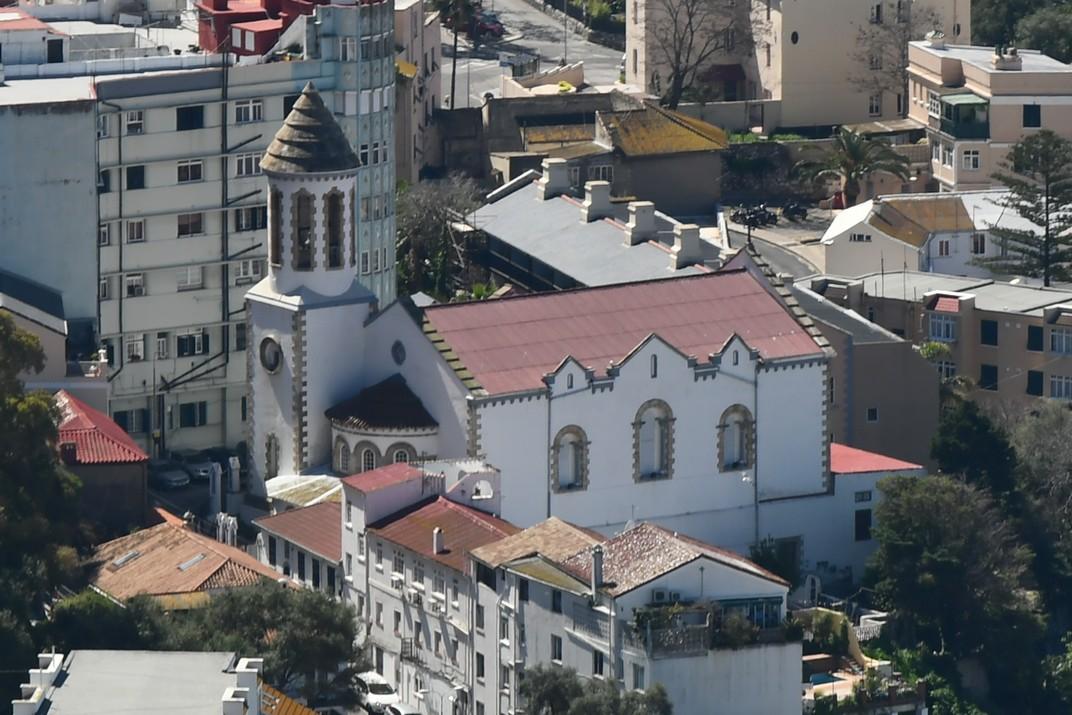 Església de Sant Josep de Gibraltar