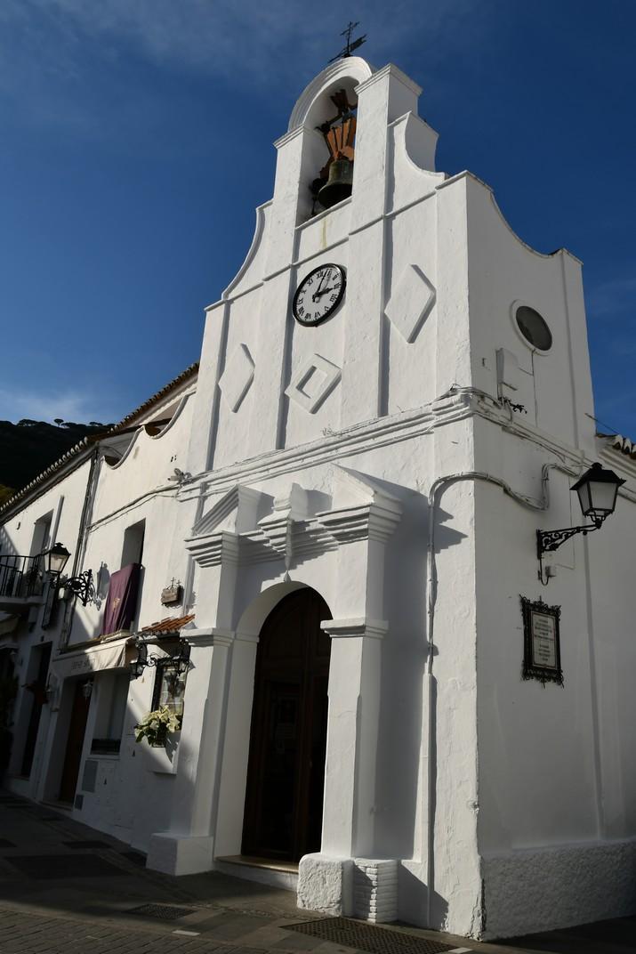 Església de Sant Sebastià de Mijas