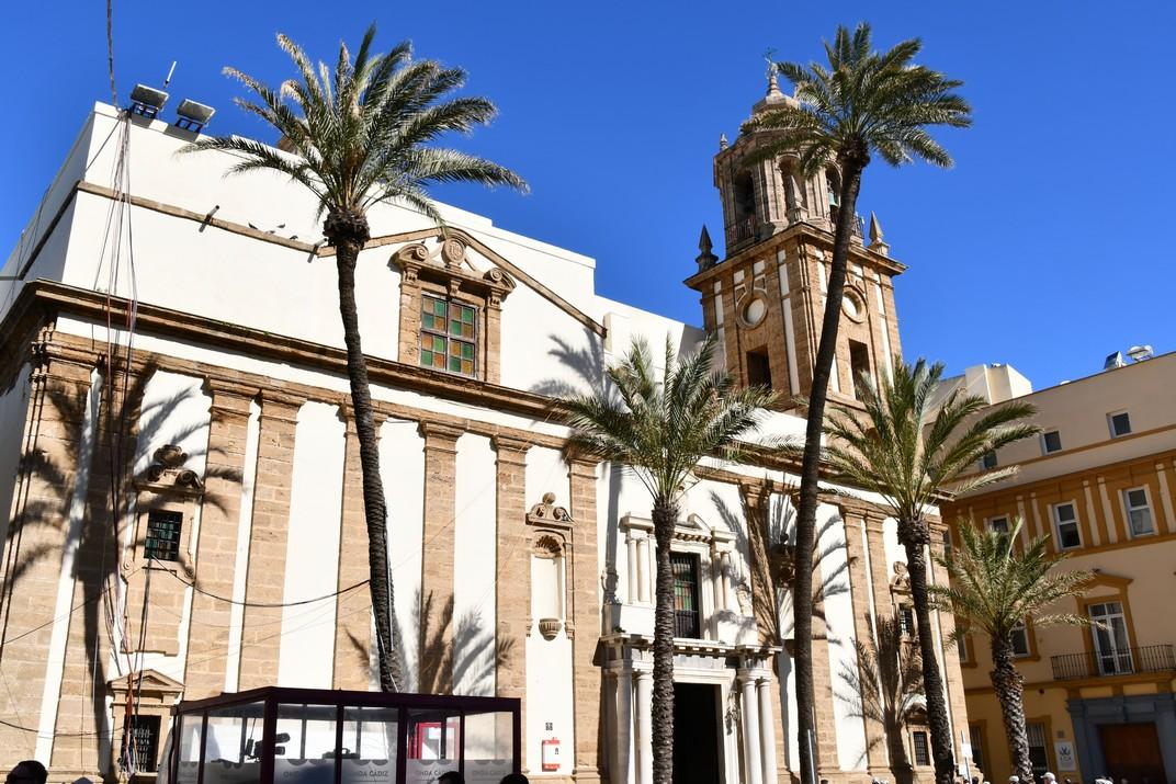 Església de Santiago Apòstol de Cadis