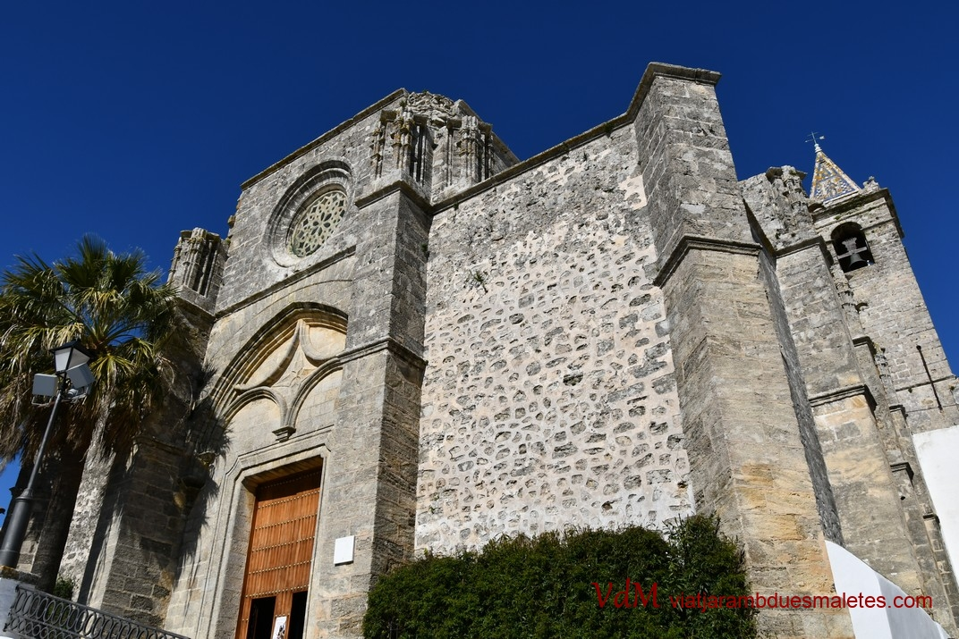 Església del Diví Salvador - Vejer de la Frontera