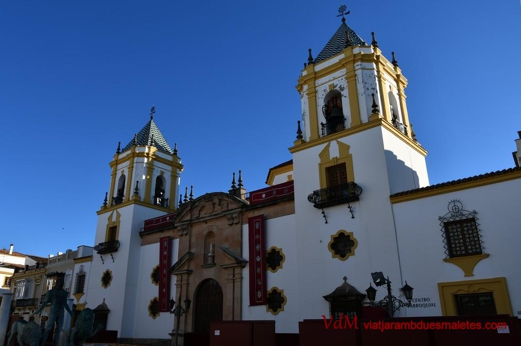 Església del Socors de Ronda nova