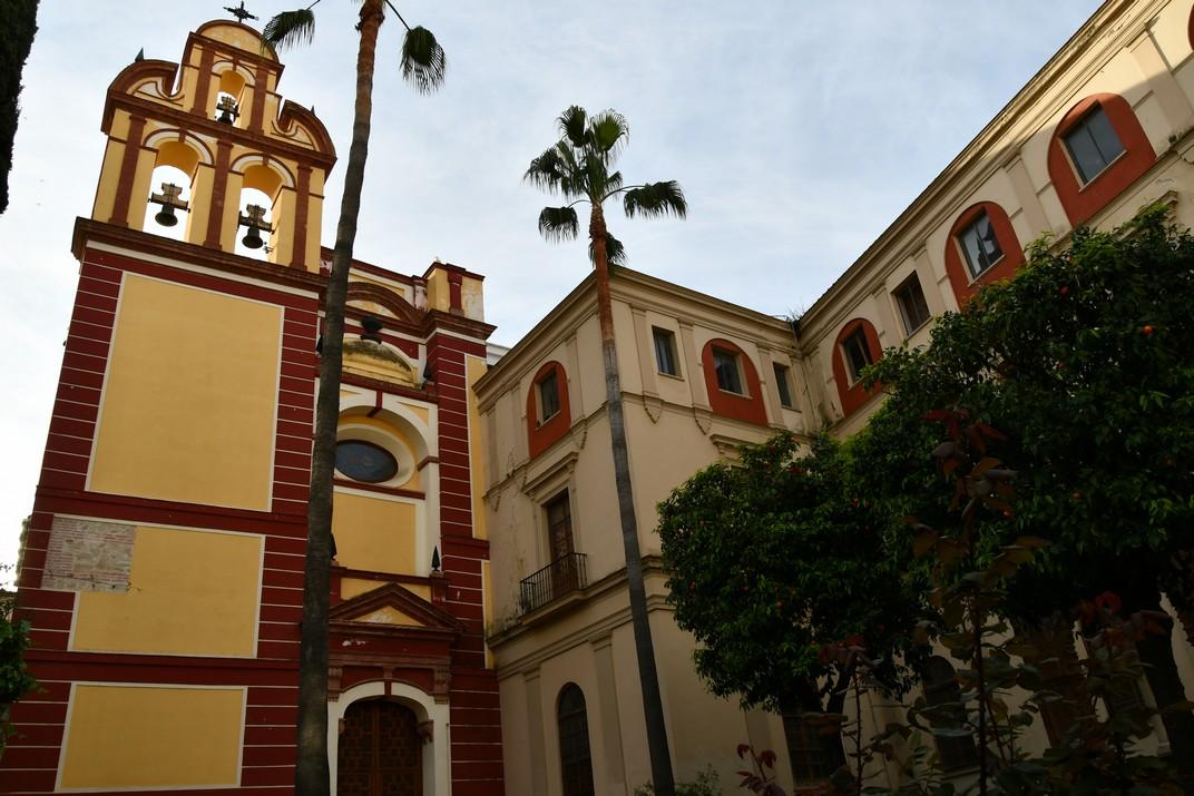 Església i Convent de Sant Agustí de Màlaga