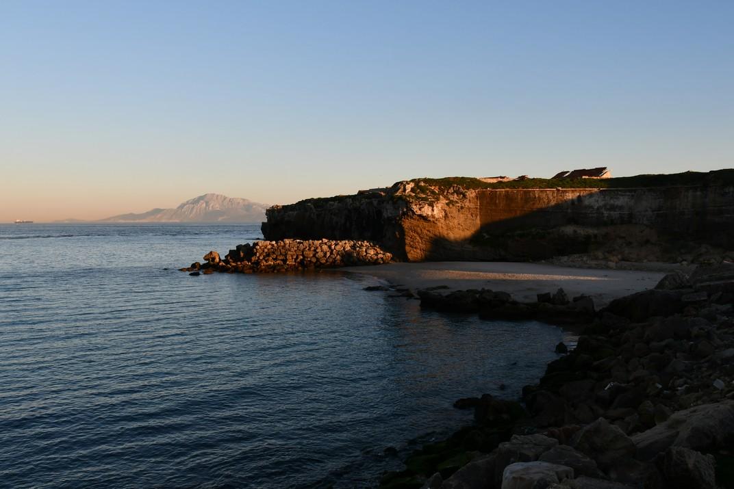Estret de Gibraltar de Tarifa