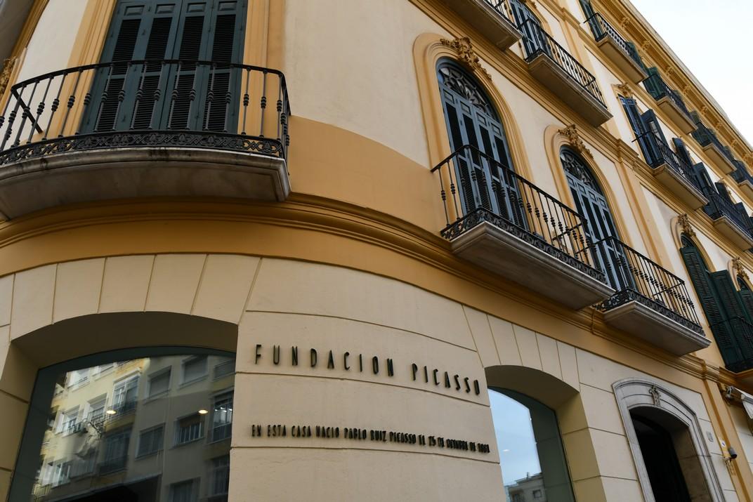 Fundació Picasso de Màlaga