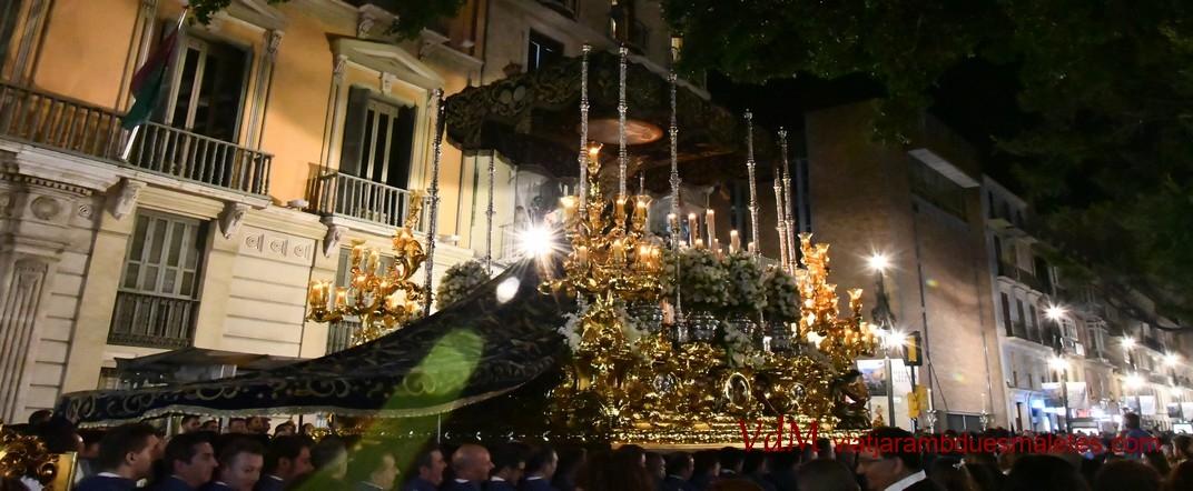 Homes de Trons de la Setmana Santa de Màlaga