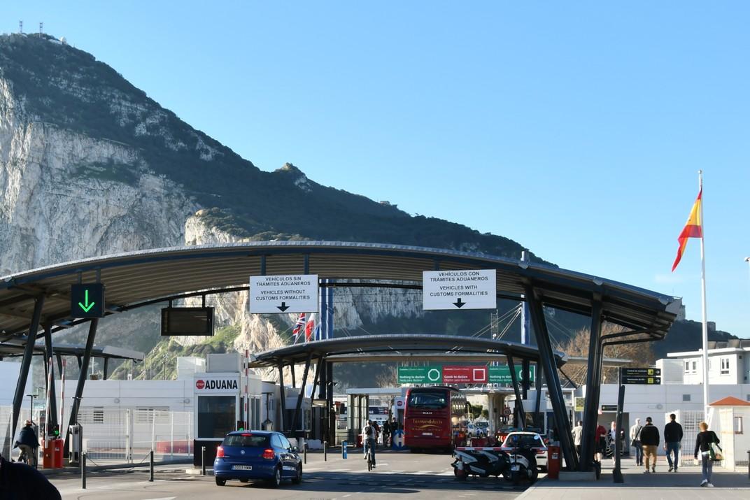 La Verja de Gibraltar