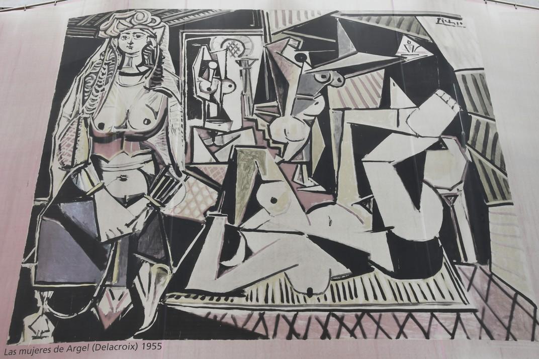 L'obra de Picasso a Màlaga