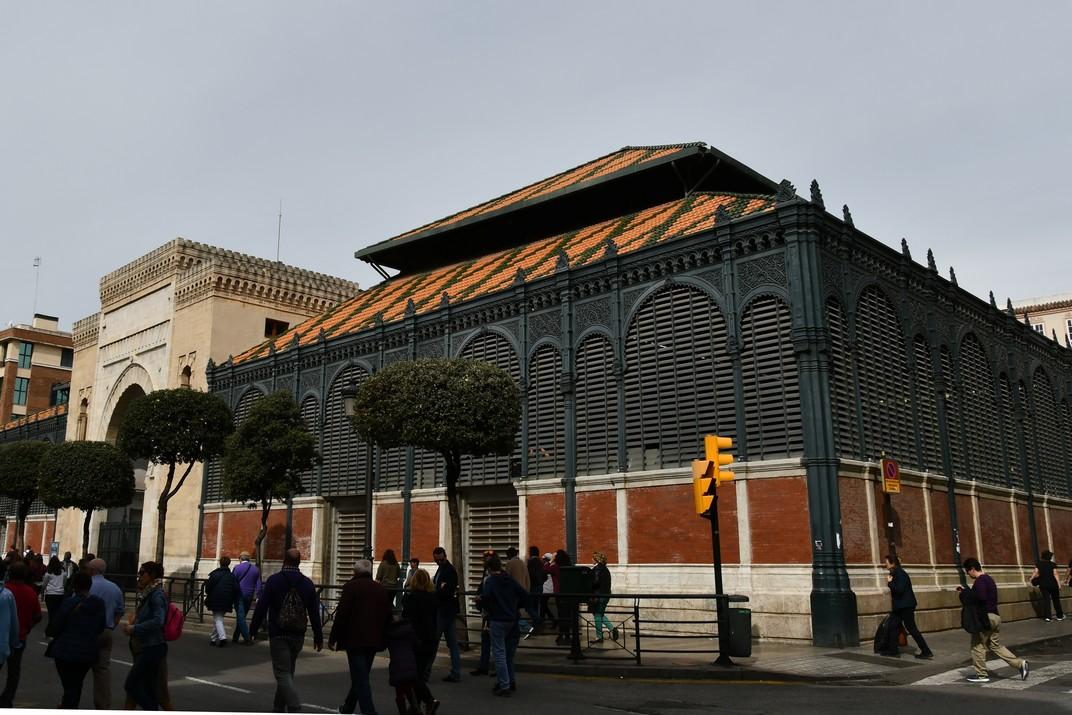 Mercat de Drassanes de Màlaga