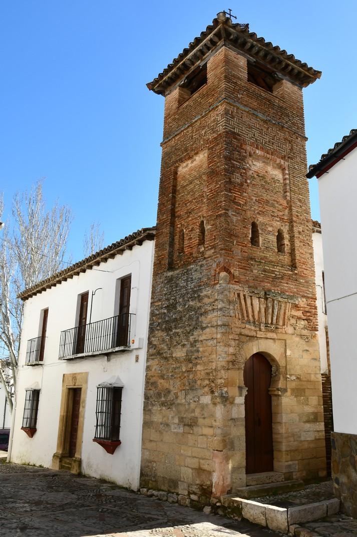 Minaret de Sant Sebastià de Ronda