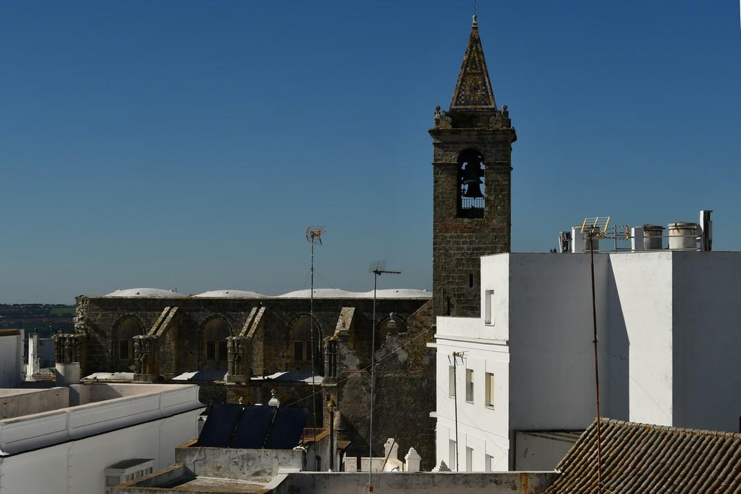 Mirador del Castell de Vejer de la Frontera