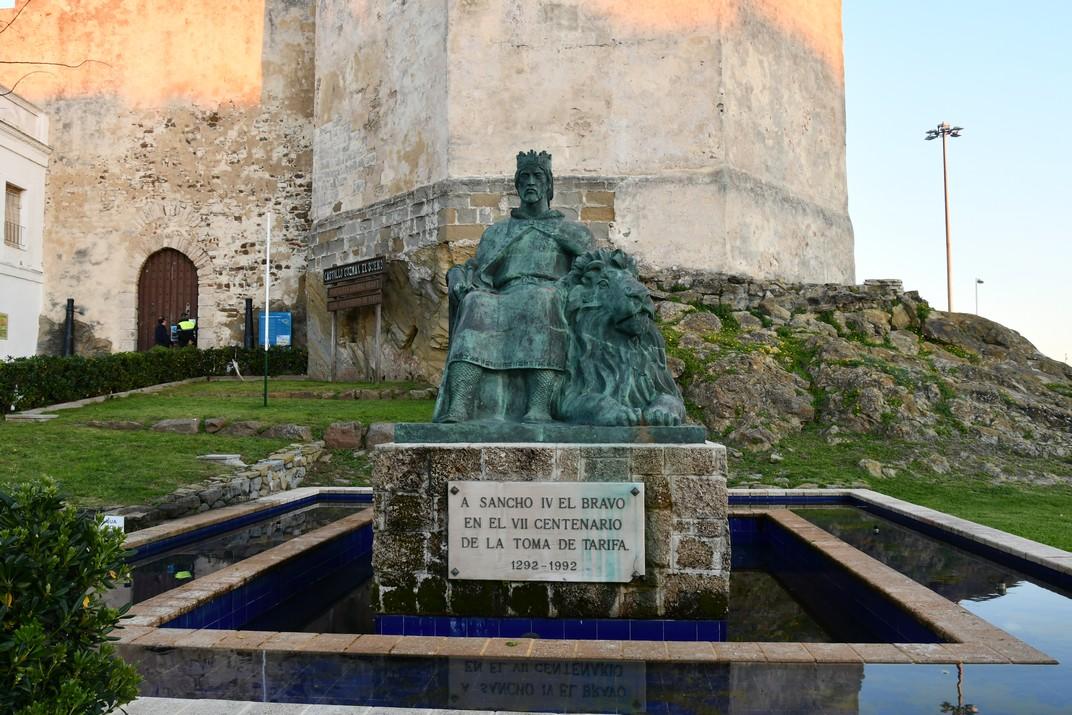 Monument de Sanç IV el Brau de Tarifa