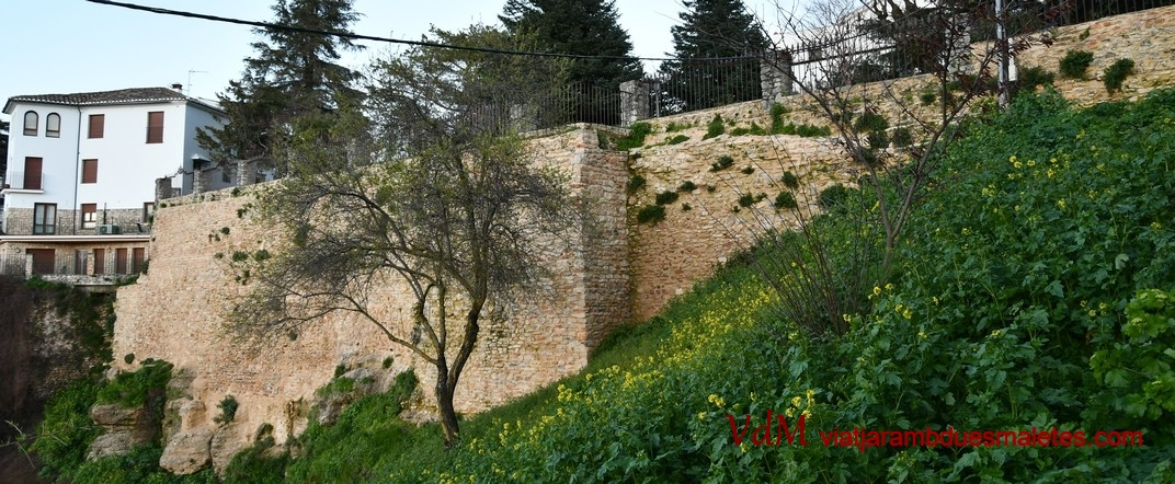 Muralles de la medina de Ronda