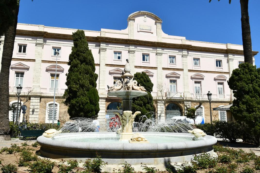 Palau de la Diputació Provincial de Cadis
