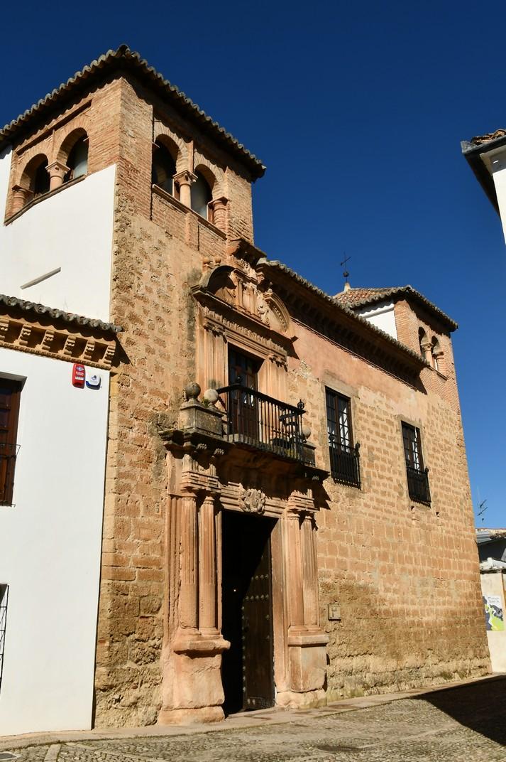 Palau de Mondragón de Ronda