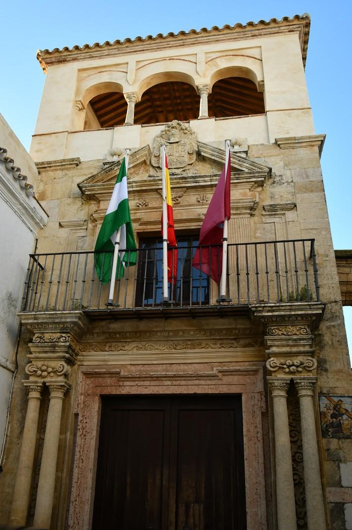 Palau del Mayorazgo d'Arcos de la Frontera