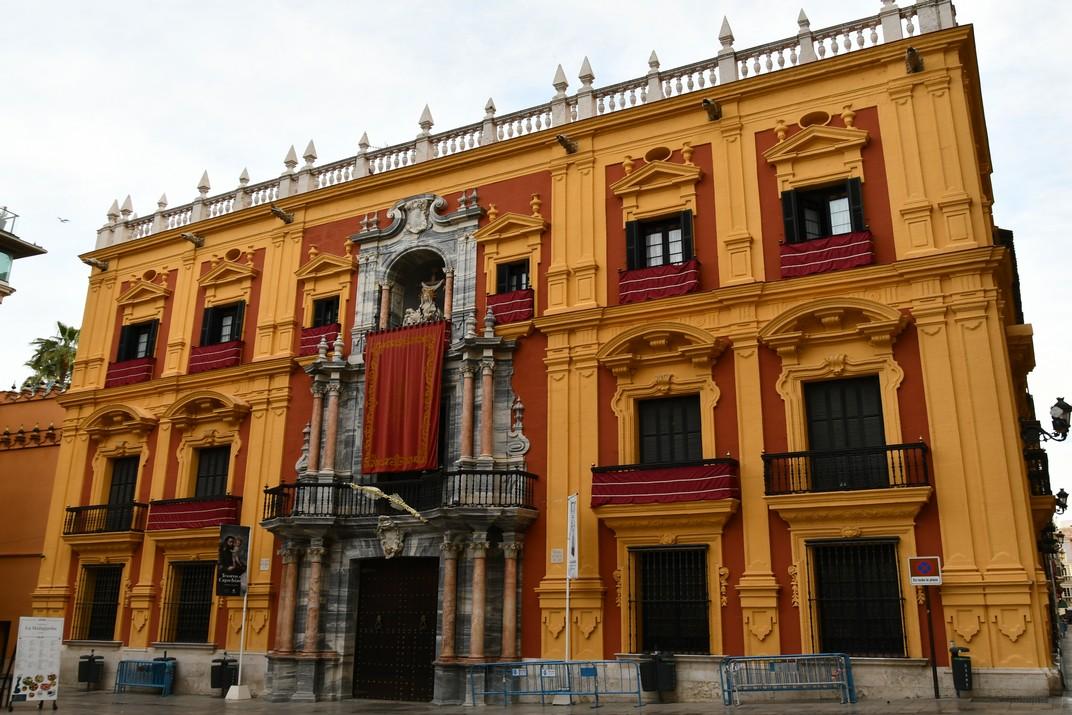 Palau Episcopal de Màlaga