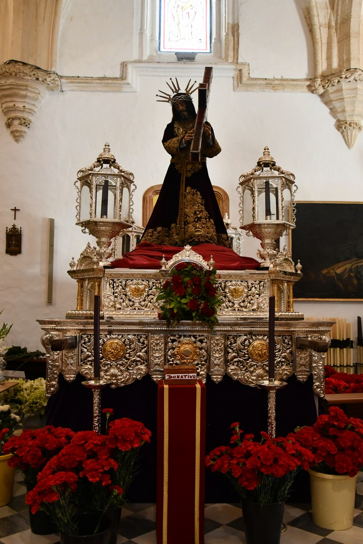 Pas de Nostre Pare Jesús Natzarè de Vejer de la Frontera