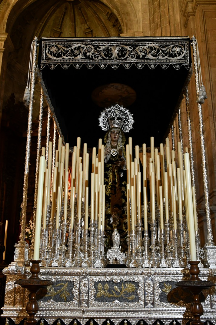 Passos de Setmana Santa de la Col·legiata de Santa Maria la Major de Ronda