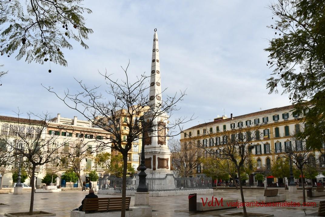 Plaça de la Mercè de Màlaga