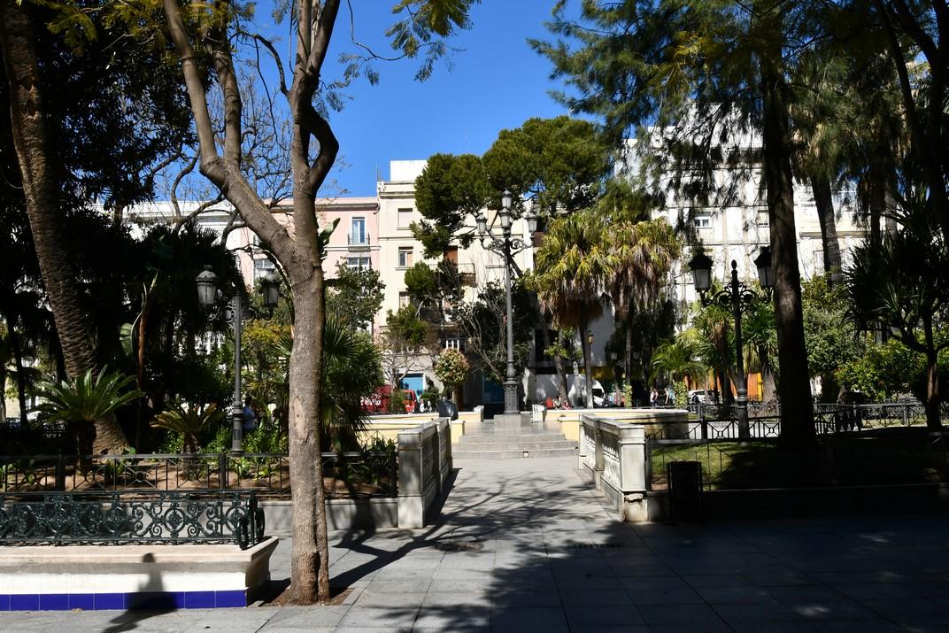 Plaça de Mina de Cadis