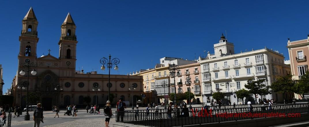 Plaça de Sant Antoni - Cadis