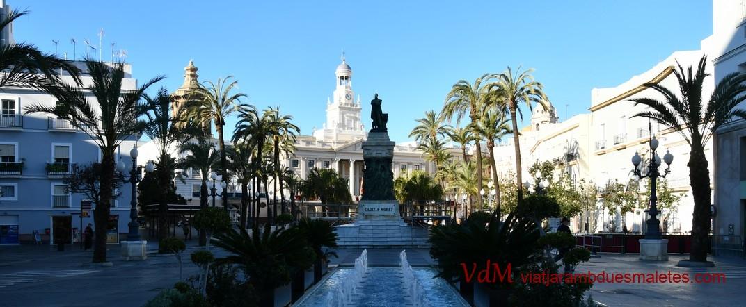 Plaça de Sant Joan de Déu - Cadis