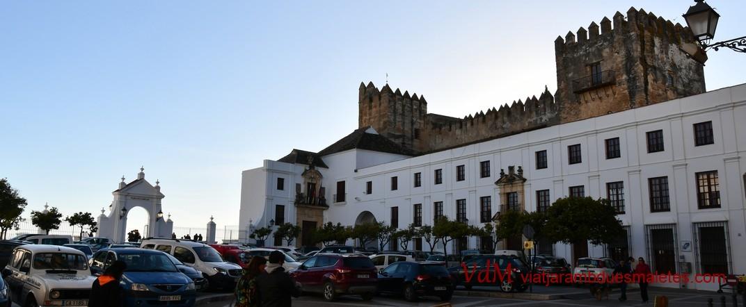 Plaça del Cabildo d'Arcos de la Frontera