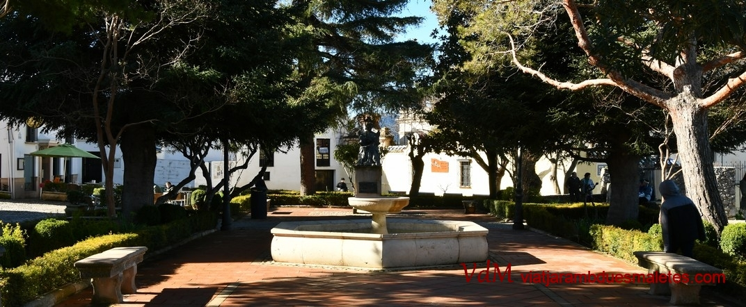 Plaça del Campillo o Maria Auxiliadora de Ronda