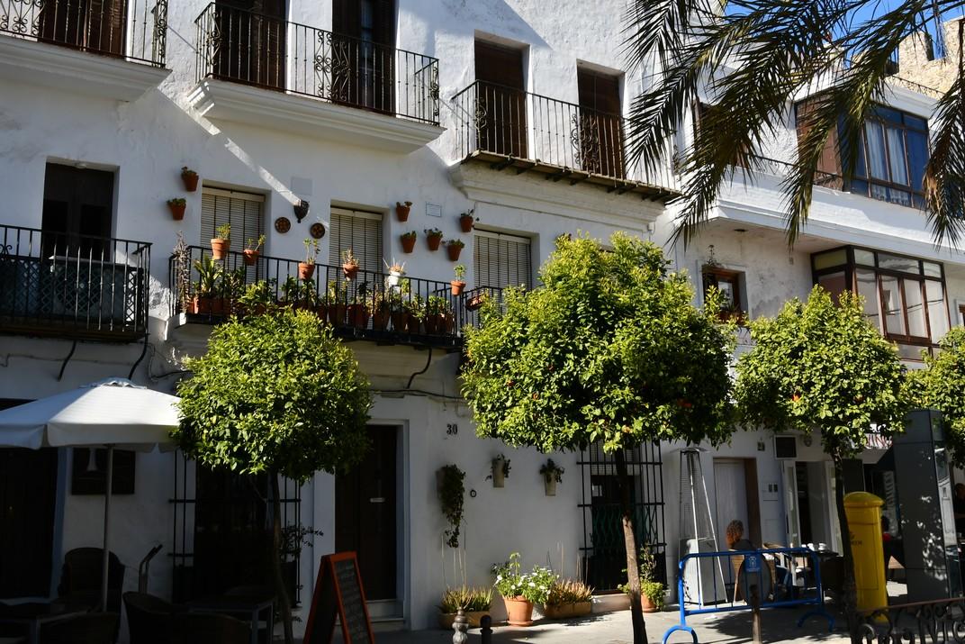 Plaça d'Espanya de Vejer de la Frontera