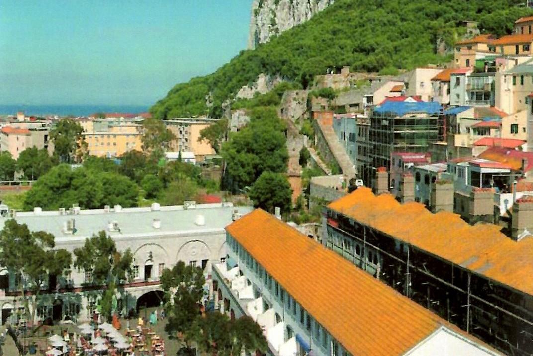 Plaça Gran Casemates de Gibraltar