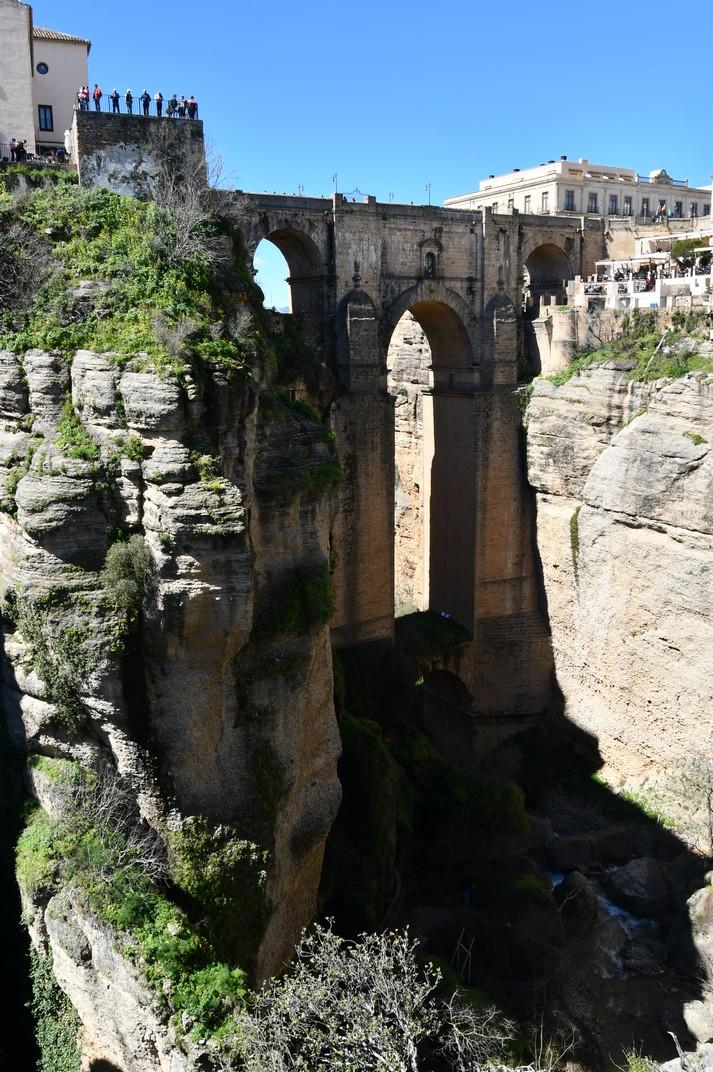 Pont Nou del Tajo de Ronda
