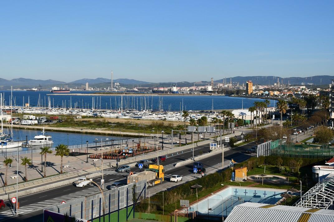 Port de la Línea de la Concepción - Gibraltar