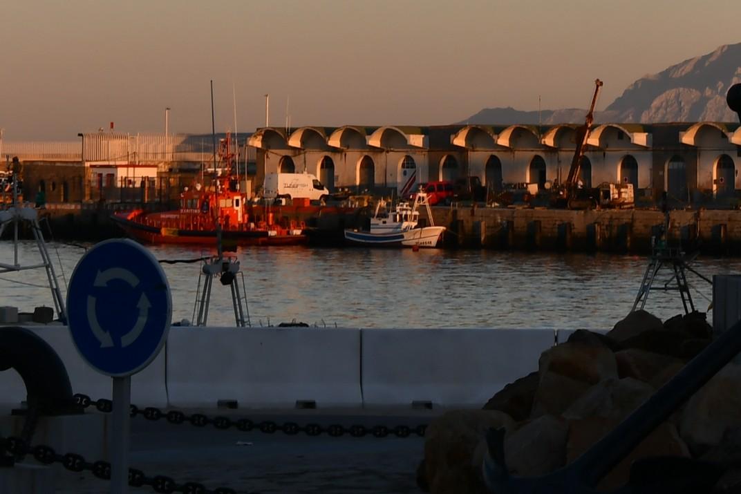 Port pesquer de Tarifa